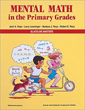 Mental Math in the Primary Grades 01614 9780866514347