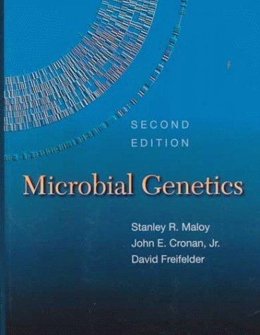 Microbial Genetics 2ed 9780867202489