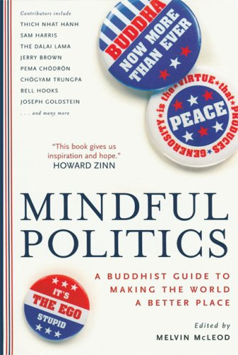 Mindful Politics: A Buddhist Guide to Making the World a Better Place 9780861712984