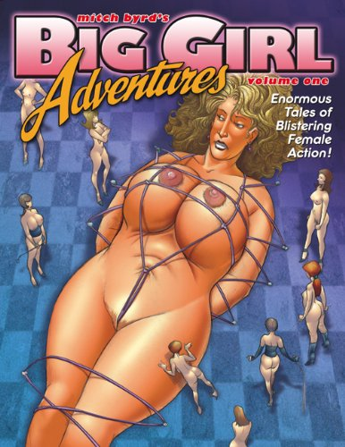 Big Girl Adventures, Volume 1 9780865622036