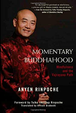 Momentary Buddhahood: Mindfulness and the Vajrayana Path 9780861715985