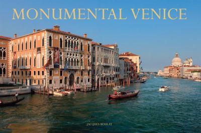 Monumental Venice 9780865653016