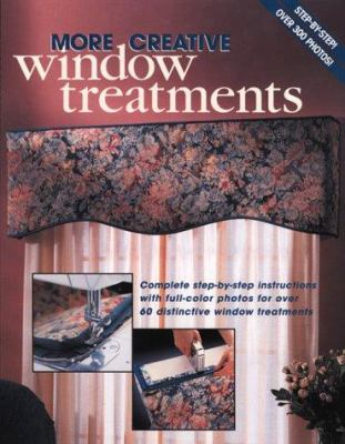 More Creative Window Treatments 9780865734883