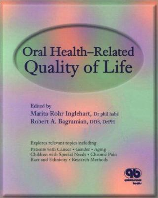 Oral Health-Related Quality of Life 9780867154214