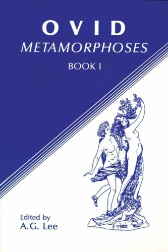 Ovid Metamorphoses: Book One 9780865160408