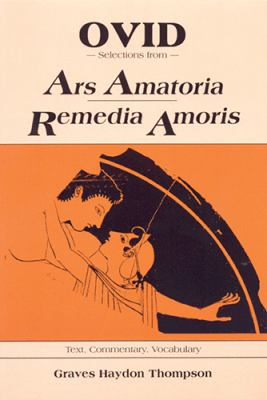 Ovid: Ars Amatoria 9780865163959