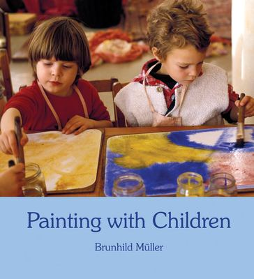 Painting W/Children (New Ed) (P) 9780863153662