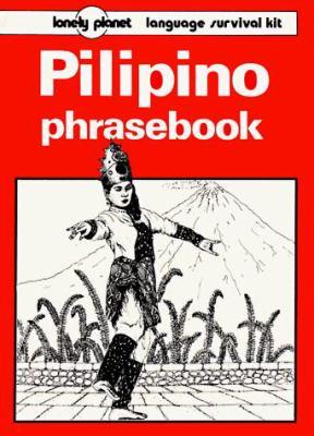 Pilipino Phrasebook 9780864420640