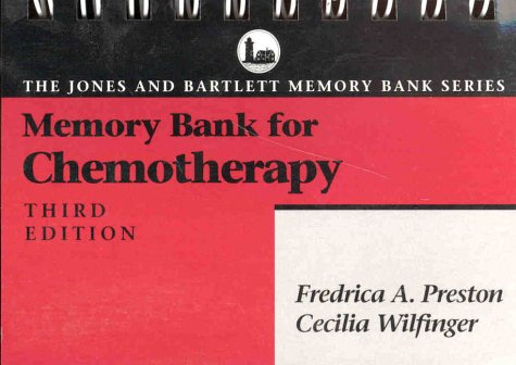 Pod- Memory Bank for Chemotherapy 3e 9780867207408