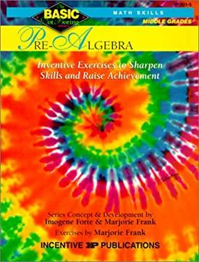 Pre-Algebra 9780865304475