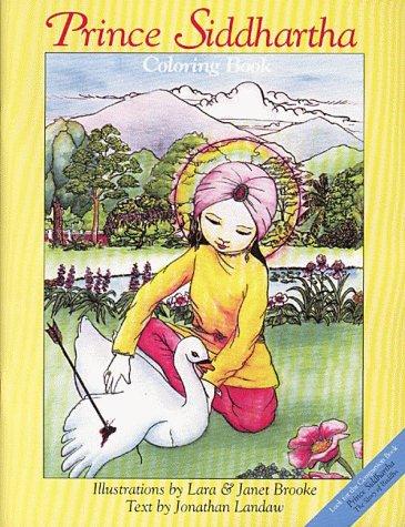 Prince Siddhartha Coloring Book 9780861711215