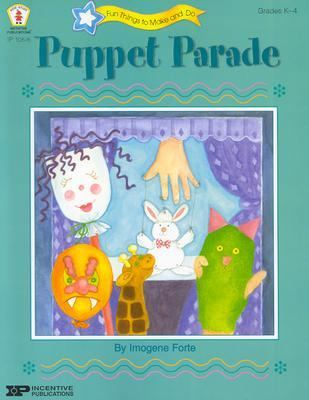 Puppet Parade 9780865306189