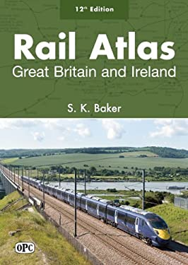 Rail Atlas: Great Britain and Ireland 9780860936329