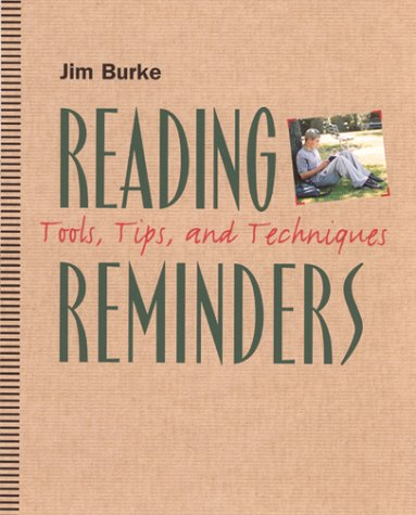 Reading Reminders: Tools, Tips, and Techniques 9780867095005
