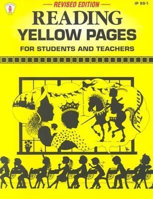 Reading Yellow Pages for Students and Teachers 9780865305571
