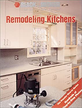 Remodeling Kitchens 9780865736382