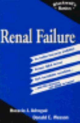 Renal Failure 9780865424302