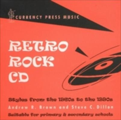 Retro Rock: Styles from the 1960s to the 1990s 9780868196671