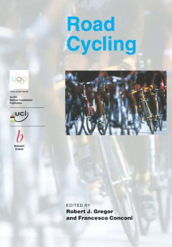 Road Cycling: Olympic Handbook of Sports Medicine 9780865429123