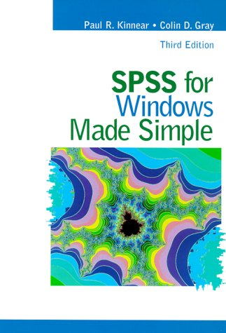 SPSS for Windows Made Simple 9780863776113
