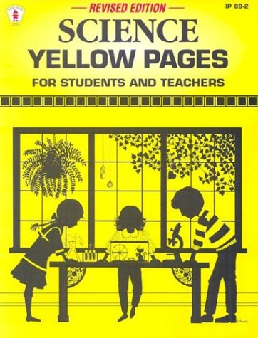 Science Yellow Pages for Students and Teachers 9780865305588