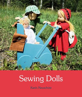 Sewing Dolls 9780863157196