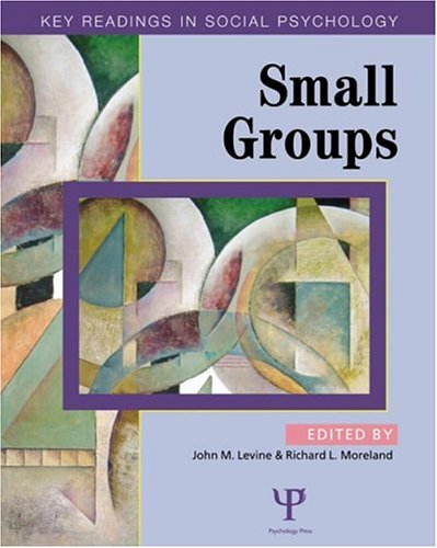 Small Groups: Key Readings 9780863775949