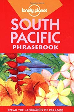 South Pacific Phrasebook 9780864425959