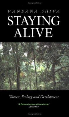 Staying Alive: Women, Ecology and Development 9780862328238
