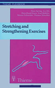 Stretching and Strengthening Exercises (Flexibook) 9780865773660