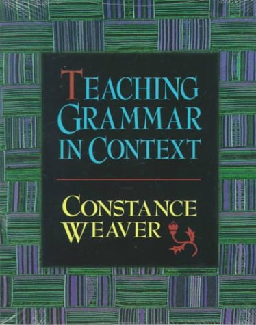 Teaching Grammar in Context 9780867093759