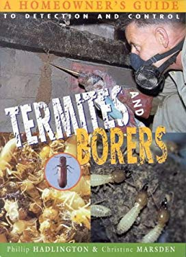 Termites and Borers: A Homeowner's Guide