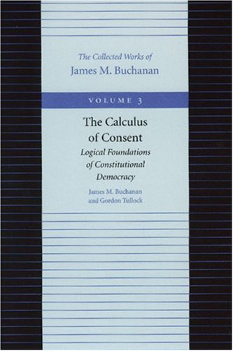The Calculus of Consent 9780865972179