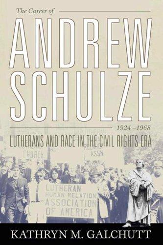 The Career of Andrew Schulze 9780865549463