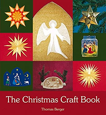 The Christmas Craft Book 9780863158278