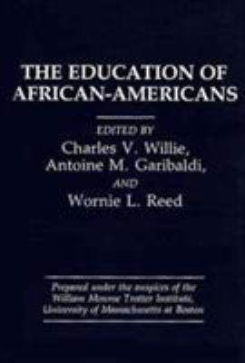 The Education of African-Americans 9780865690202