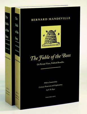 The Fable of the Bees 9780865970755