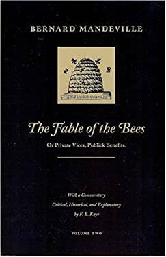 The Fable of the Bees: Volume 2 PB 9780865970779