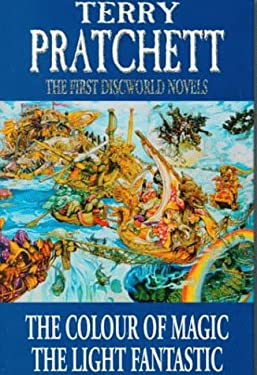 The First Discworld Novels: The Colour of Magic and the Light Fantastic 9780861404216