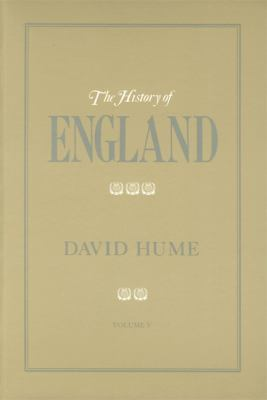 The History of England: Volume 5 Cloth 9780865970328