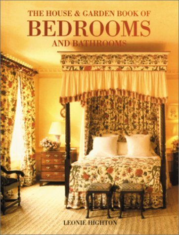 The House & Garden Book of Bedrooms 9780865659612