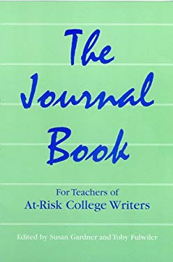 The Journal Book: For Teachers of At-Risk College Writers