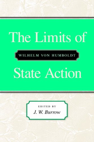 The Limits of State Action 9780865971080
