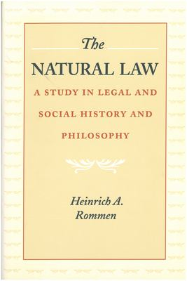 The Natural Law 9780865971615
