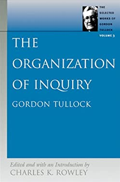 The Organization of Inquiry 9780865975330