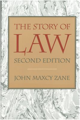 The Story of Law 9780865971912