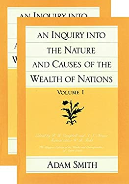 The Wealth of Nations 2 Vol PB Set 9780865970083