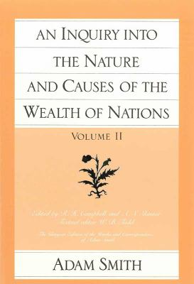 An Inquiry Into the Nature and Causes of Wealth of Nations 9780865970076