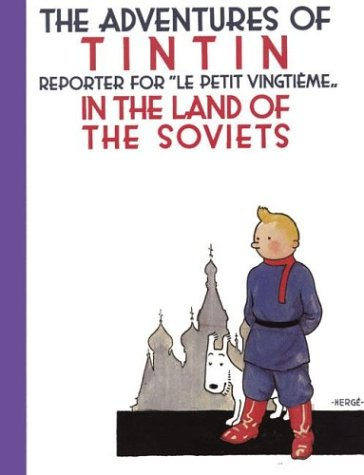 Tintin in the Land of the Soviets 9780867199031