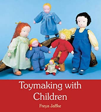 Toymaking with Children 9780863157691